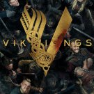 Vikings Poster  13x19 inches
