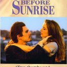 Before Sunrise Movie Poster Version B 13x19 inches