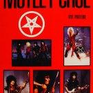 Motley Crue Poster 13x19 inches