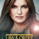 Law and Order  Style B Poster  13x19