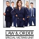 Law and Order  Style a Poster  13x19