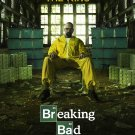 Breaking Bad Style F Tv Show Poster  13x19 inches