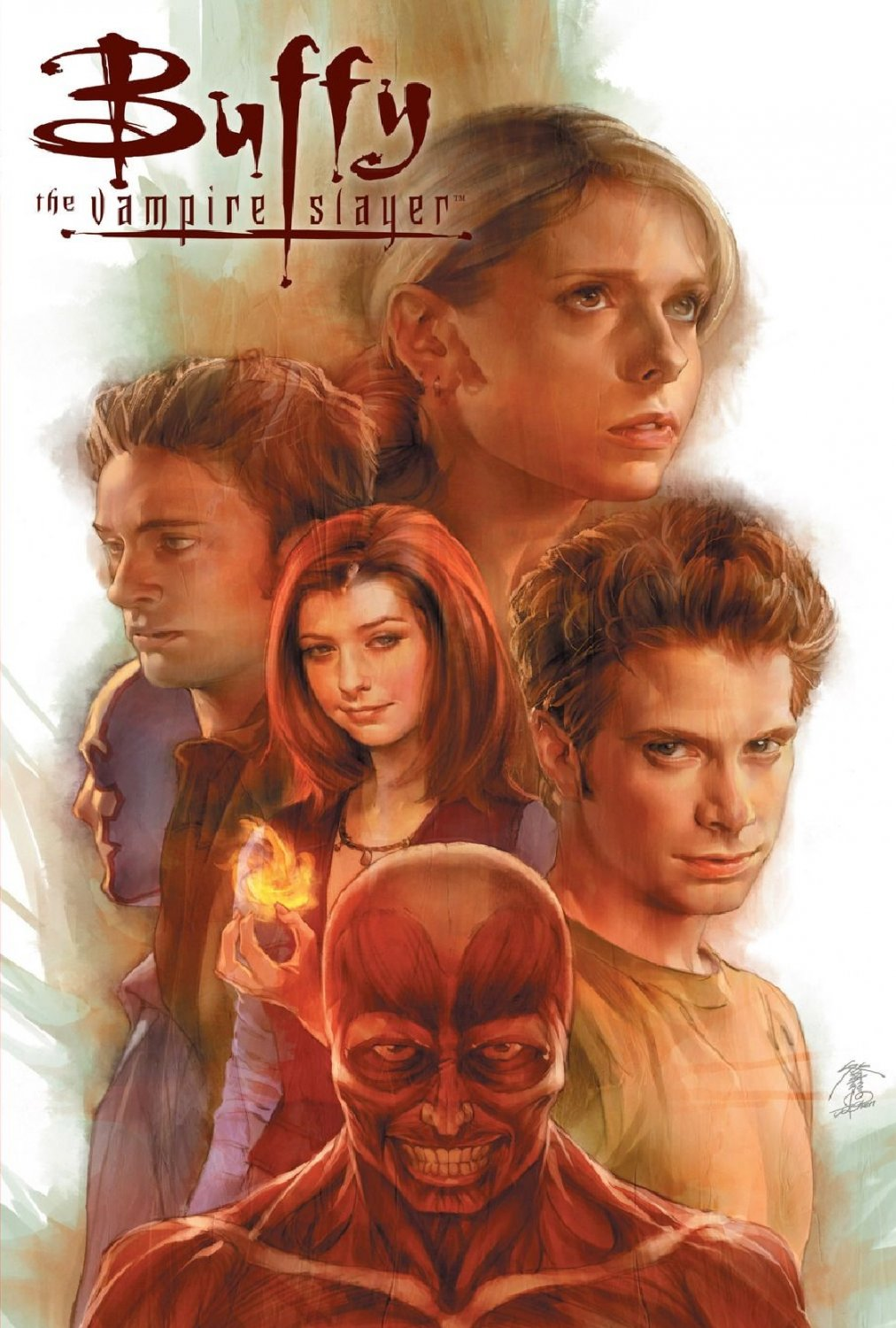 Buffy the Vampire Slayer Tv Show Poster 13x19 inches