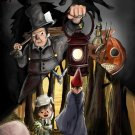 Over the Garden Wall  Tv Show Poster 13x19 F