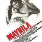 Maynila sa Kuko ng Liwanag  Movie Poster  13x19