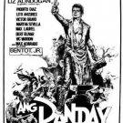 Ang Panday Movie Poster  13x19