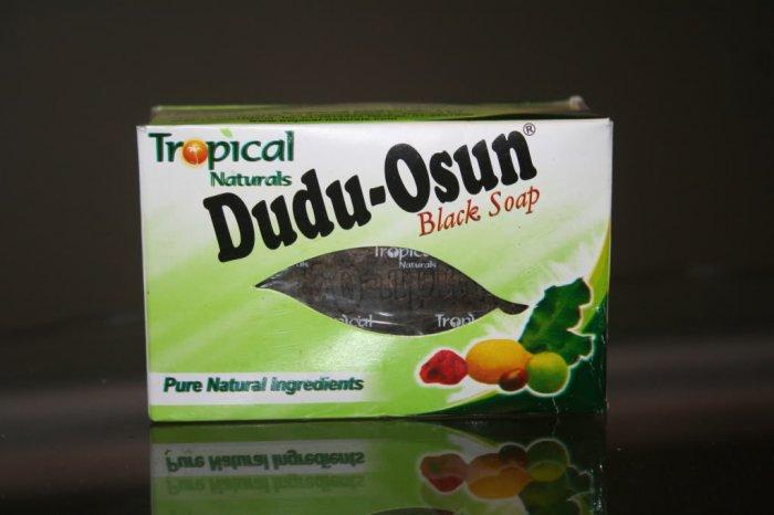 QUALITY DUDU OSUN AFRICAN BLACK SOAP NATURAL ORGANIC