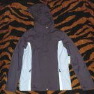 NWT! Purple & White Womens size Small Ski Jacket Coat Nice!