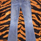 Paper Denim & Cloth Designer distressed bootcut Jeans SZ 24