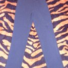 EUC! New York & Company Navy Blue Dress Pants stretch SZ 2