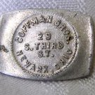 Coffman Bros Newark Ohio Good For 5 Cents Trade Token