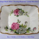 ROYAL ALBERT EVENING RHAPSODY CANDY MINT DISH BOWL ROSE