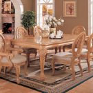 Timeless Antique White Dining Table