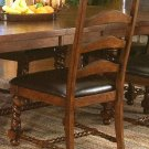 Essex Beaumont Collection Side Chair DARK WALNUT
