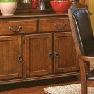 Beaumont Dining Buffet  DARK WALNUT