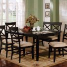 Essex Cross Back Design Collection Dining Table