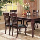 Essex Cherry Finish Collection Dining Table