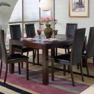 Essex Cappuccino Collection Dining Table