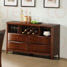 Essex Newark Collection Server with Wine Rack