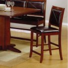 Essex Counter Height Corner Collection Barstool -Set of Two