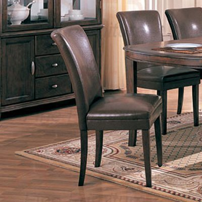 Essex Marble Collection Parson Chair -Set of Two