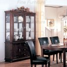 Essex Cherry Finish Collection Buffet/Hutch