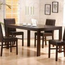 Cappuccino Dining Table 100961