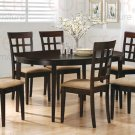 Essex Rich Cappuccino Collection Dining Table