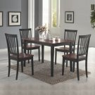 Dinette Set in Two Tone Finish.