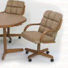 Casual Oval Collection Chair - Set of Two - G9520F