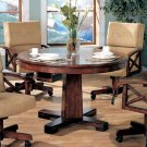 Chestnut Brown Collection Game Table - 00171