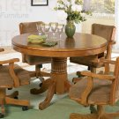 Oak Game Collection Game Table - 00951