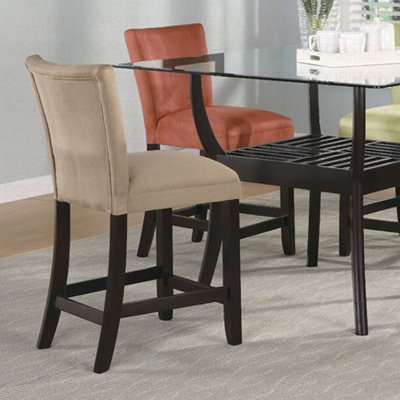 """Counter Height Collection 24"""" Barstool - Set of Two - 100589TPE"""