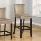 """Taupe Collection 29"""" Barstool - Set of Two - 100590TPE"""