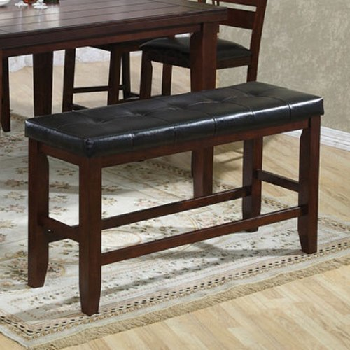 Wilson Pub Height Collection Counter Height Bench - Set of Two - 100310