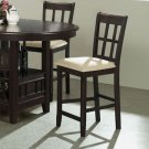 """Dining Room Collection 24""""H Barstool - Set of Two - 100889"""