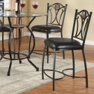 Dining Room Counter height Collection Chair - Set of Two - 120622