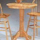 Natural Finish Bar Set 4104-table