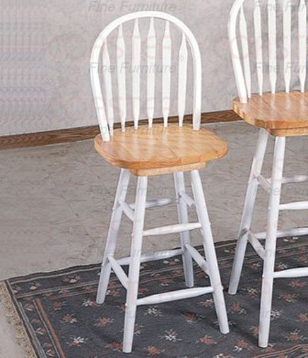 """Windsor Collection 24""""H Barstool - 4333"""