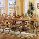 Oak Dining Room Collection Dining Table - 5396N