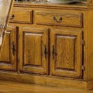 Oak Dining Room Collection Buffet Only - 5327BN