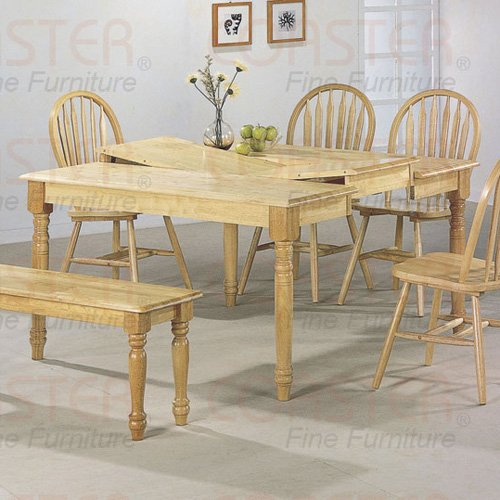 Natural Farm Bench Collection Table - 4065