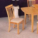 Maple Collection Chair - Set of Two - 4358