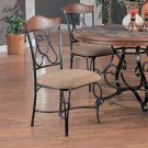 Slate Top Collection Side Chair -Set of Two -120132