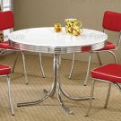 Chrome Plated Collection table 2388