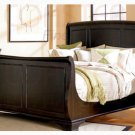 Sahara Sleighbed Collection Queen Bed - 200381Q