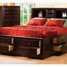Phoenix Collection Queen Bed - 200409Q