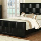 Essex Wave Collection Cal King Bed - 201361KW