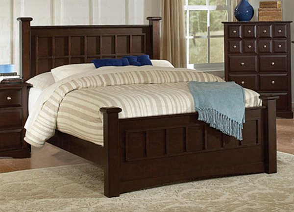 Coaster Harbour Collection Eastern King Bed - 201381KW