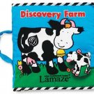 "Baby Cloth Book ""Discovery Farm"" by Lamaze"